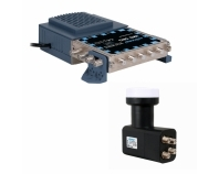 ANKARO iMS 58 G + ANK LNC 4000 Quattro