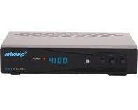 ANKARO ANK DSR 2100, Full HD Digitaler Satelliten Receiver