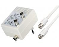 FP9iL, 2-Geräte TV-Verstärker, Verstärkung: 2x 15 dB