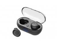XORO KHB 25, Kabellose In-Ear-Kopfhörer mit integriertem Akku und separater Ladebox, TWS-Technologie