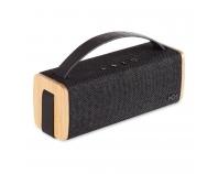 "EM-JA012-SB, MARLEY ""Riddim BT"" schwarz, Bluetooth-Lautsprecher, 2x8 Watt"