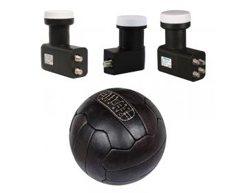 ANKARO LNB-Paket inkl. Vintage Fußball