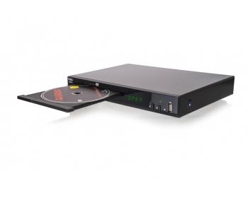 XORO HSD 8470, DVD Player (MPEG-4 Multi-ROM 1080p HDMI CINCH USB MMP) black