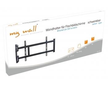 """HP27AL, Schwenkbarer TV-Wandhalter, 32""""-70"""", 40 kg, VESA 600x400"""