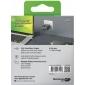 USB A / C, Ladegerät mit 2 USB-Anschlüssen, USB-A (2,4A)  & USB-C (3A)