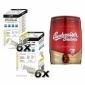 LNB-Paket: 6x Digital TWIN, 6x Digital QUAD, 1x Budweiser 5l gratis