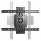 """HP16-3AL, Wandhalter für LCD TV, für Bildschirme 37- 80"""" (94-203 cm), Belastung bis 50 kg, für Hoch und Querformat"""