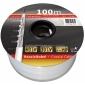 KHC133-100RL, Koaxial Kabel 100m, 5-fach geschirmt, Klasse A+, 123 dB