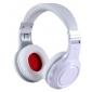 SBH04 weiß, Bluetooth-Kopfhörer mit Freisprechfunktion inkl. BT-Transmitter