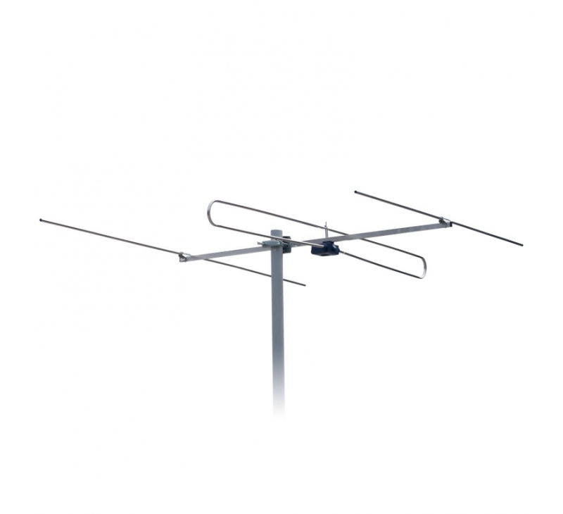 ukw203 ukw antenne 3 elemente 4 5 db. Black Bedroom Furniture Sets. Home Design Ideas