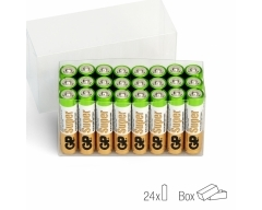 03024AB24, Super Alkaline, AAA, Micro 24er Multipack (MP24)