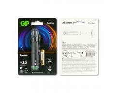 Taschenlampe GP CP21, 20lumen, 1X AAA