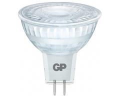 GP LED Lampe, GU5.3, MR16, 3,7W, nicht dimmbar, Reflektor, 080329