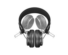 B12, GROOVE, Bluetooth-Kopfhörer, Hinweis: vor Gebrauch 3-4h aufladen
