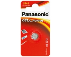 Panasonic Silberoxid SR44 Blister (1)