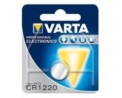 VARTA CR1220 Professional Lithium 6220, 3V, Blister (1)