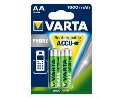 VARTA T399 Phone AA Mignon 1600mAh BL2