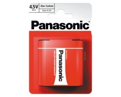 Panasonic 3R12 Zink-Kohle Special Power Flachbatterie BL1
