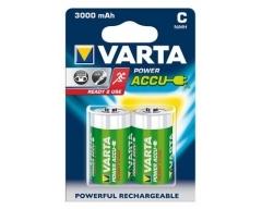 VARTA 56714 Power Accu Ready2Use C 3000mAh BL2