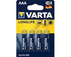 VARTA Longlife Extra 4103 AAA Blister (4)