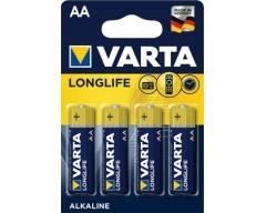 VARTA Longlife Extra 4106 AA BL4