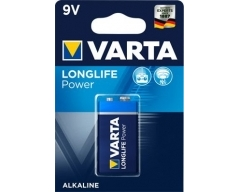 VARTA 4922, 9-Volt High Energy, 1604, 6LR619V Blister