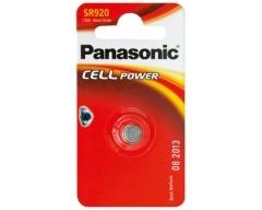 Panasonic Silberoxid SR920 Blister (1)