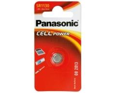 Panasonic Silberoxid SR1130 Blister (1)