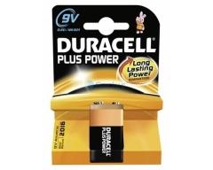 DURACELL Plus MN1604 9V E-Block BLister (1)