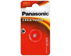 Panasonic Silberoxid SR521 Blister (1)