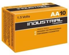 DURACELL Industrial MN1500, AA, LR6, Mignon, (10er BOX)