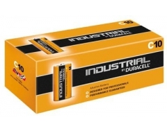 DURACELL Industrial MN1400, LR14, Baby, C (10er BOX)