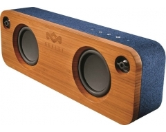 "EM-JA006-DN-WW, MARLEY ""Get Together"" denim, Bluetooth-Lautsprecher, 2x10 Watt"