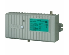 SUV 28116 N/P65, SAT-Splitband-Verstärker, Verstärkung TER. 20-28 dB / SAT 28 dB, Frequenzbereich Rückkanal 4-65 MHz