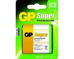 030312AC1, Super Alkaline, 4,5V Flachbatterie 3LR12 BLI1