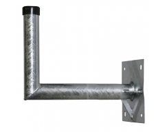 ANKARO ANK MZ-WHS-600, Stahl-Wandhalter 60x24cm / TÜV-geprüft