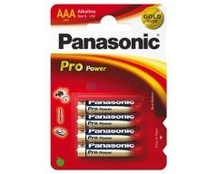 PANASONIC Pro Power LR03 AAA Micro Blister (4)