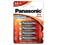PANASONIC Pro Power LR06 AA Mignon Blister (4)