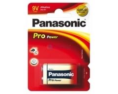 PANASONIC Pro Power 6LR61 9V Blister(1)