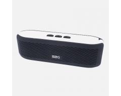 S2G FRESH weiß/schwarz, Bluetooth-Lautsprecher mit FM-Radio