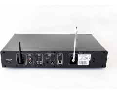 XORO HFT 440, digitaler HiFi-Tuner mit WLAN- und DAB+/UKW-Antenne