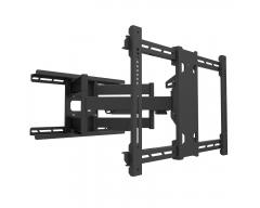 MB-Flexarm XXL Super Duty, neigbare und schwenkbare Wandhalterung für 1 Flachbildschirm 55-110? / 140-280 cm