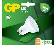 GP LED Lampe, GU10, 5W, DIMMBAR, Reflektor, 080183