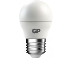 GP LED Lampe, E27, 3,6W, nicht dimmbar, 078021