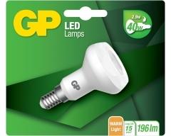 GP LED Lampe, E14, R50, 2,9W, Reflektor