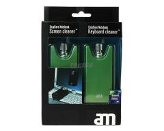 AM85198, Notebook - Bildschirm und Tastatur Reiniger, grün