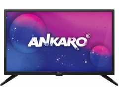 "ANKARO® ANK CL-2402, 24"" (61cm) LED-TV, DVB-C/S/S2/T2, HD-Ready"