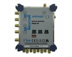 ANKARO® PMSE 58, Multischalter mit Netzteil, Terrestrisch aktiv