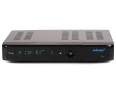 ANKARO ANK aVa, UHD-Sat-Receiver mit PVR, 4K, DVB-S2X, H.265, 2160p, IPTV