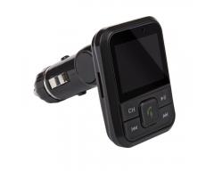 BT71D, Bluetooth-FM-Transmitter mit USB-Ladegerät